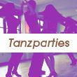 Tanzpartys und Ferientermine
